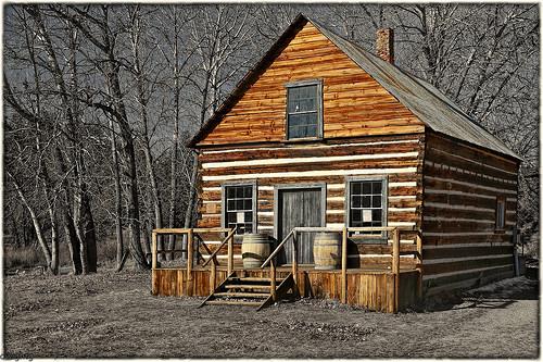 Jim Beckwourth historical cabin