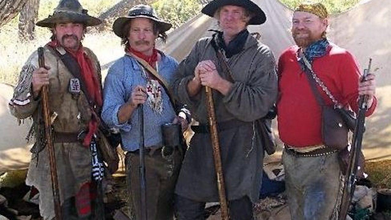 Bartlesville Fall Mountain Man Encampment