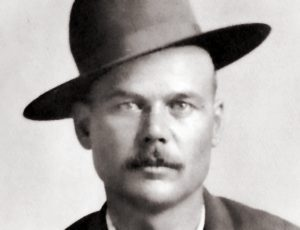 Burt Alvord. Photo courtesy of Wikimedia