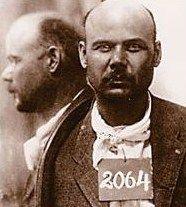 Burt Alvord, Yuma Prison Photo 1904.
