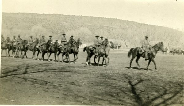 Colonel (Major) John Green of the U.S. 1st Cavalry led a scouting expedition of more than 120 troops into the White Mountains area from Camp Goodwin